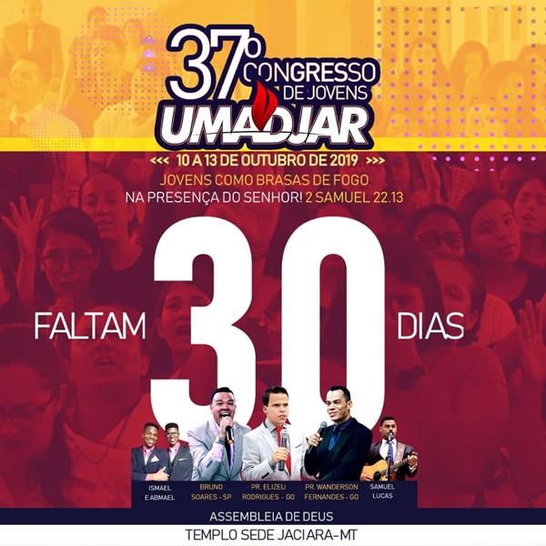 37º Congresso de Jovens UMADJAR
