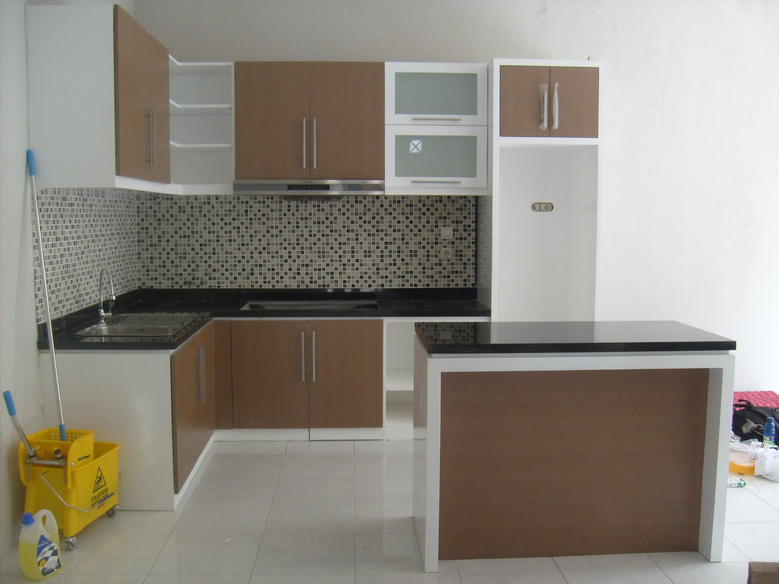 Design solution indonesia kitchen set design