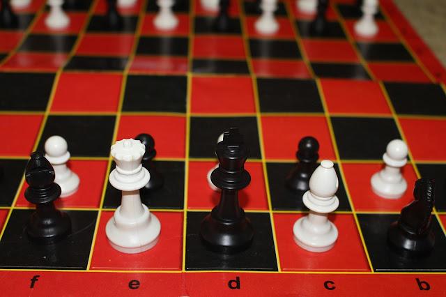 6 on 6 xadrez jogo diversao fotografia canon t5i foto