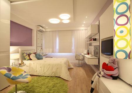 De que color pinto el cuarto que color debe tener las for Quiero pintar mi piso