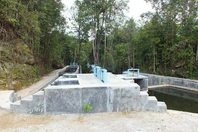 Megaproyek bendungan yang gagal di Pedalaman Kepala Burung Papua.