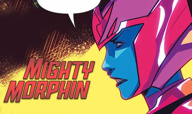 Rangers se preparam para a Guerra Eltariana em prévia de Mighty Morphin #12