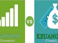 Perbedaan Antara Ekonomi dan Keuangan