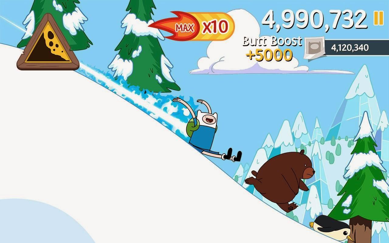ski safari 2 mod apk hack