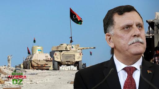 قائد عسكري ليبي يهدد بالانشقاق عن حكومة الوفاق