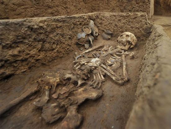 Esqueletos Gigantes de 5 mil anos da China já têm uma explicação - IMG 2