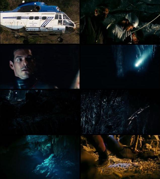 The Cave 2005 Dual Audio Hindi 720p BluRay
