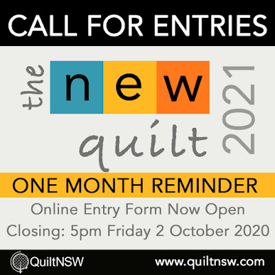 Online Entry Form for The New Quilt
