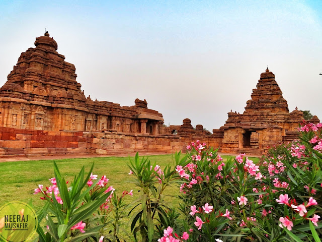 Distance from Hampi to Pattadakal
