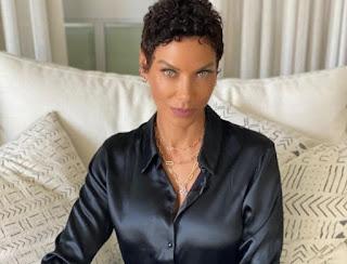American model, Nicole Mitchell Murphy