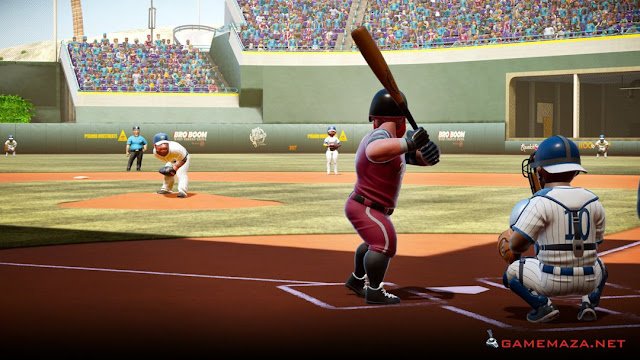 Super Mega Baseball 2 Gameplay Screenshot 2