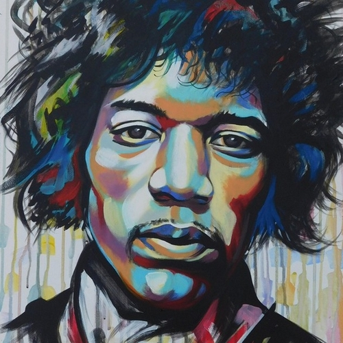 08-Jimi-Hendrix-Jonathan-Harris-Celebrity-Paintings-Images-and-Videos-www-designstack-co