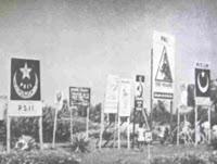 Pemilihan Umum pertama tahun 1955 pada era demokrasi parlementer/liberal masa kabinet burhanuddin harahap