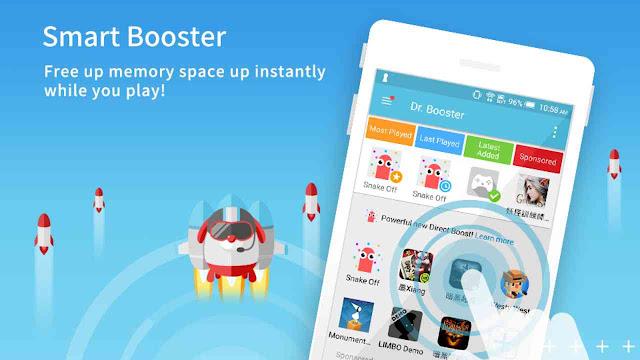 Aplikasi Game Booster Terbaik