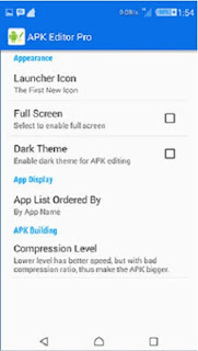 Download APK Editor Pro v 1.4.0 Apk Terbaru for Android