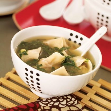 Wonderful Wonton Soup Recipe