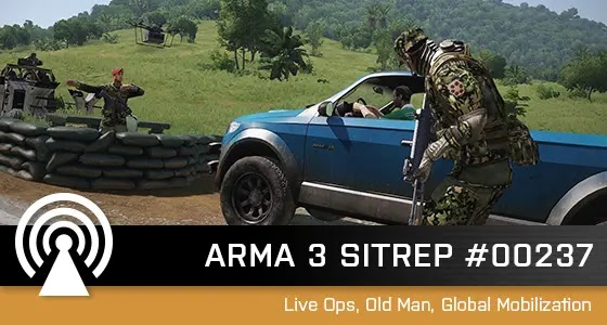 Arma3 SITREP #00237