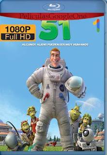Planeta 51 [2009] [1080p BRrip] [Latino-Inglés] [GoogleDrive] LaChapelHD