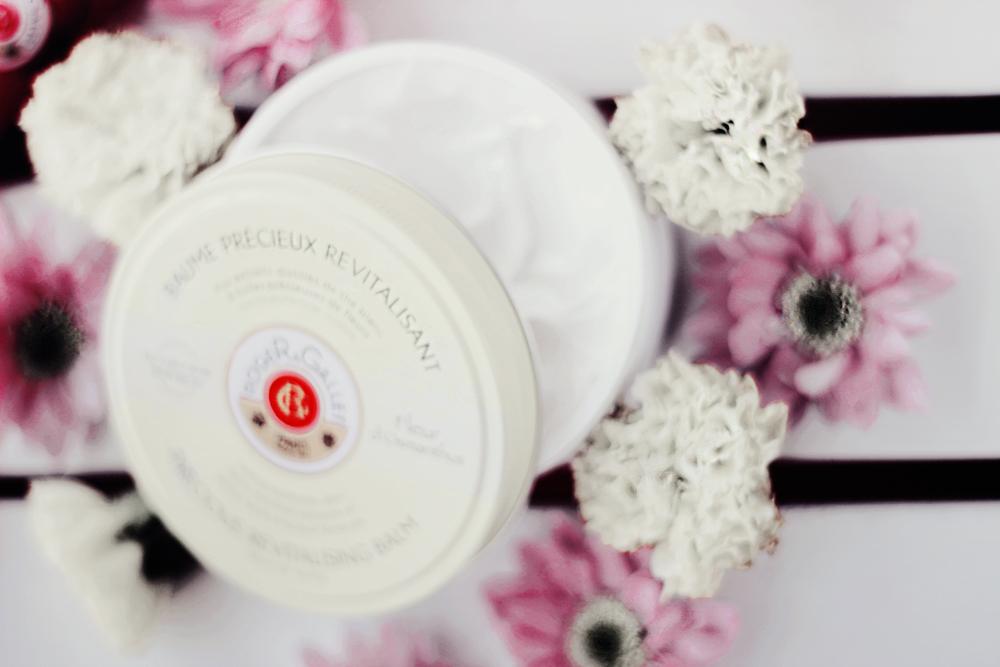 roger & gallet baume precieux revitalisant fleur d'osmanthus