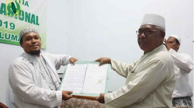Fitnah Ketum PBNU, Ustadz Yasir Mustajab Minta Maaf ke PCNU Lumajang