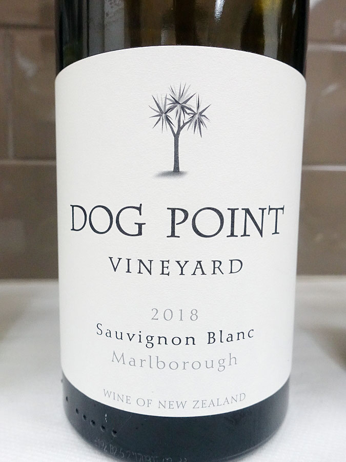 Dog Point Sauvignon Blanc 2018 (90 pts)