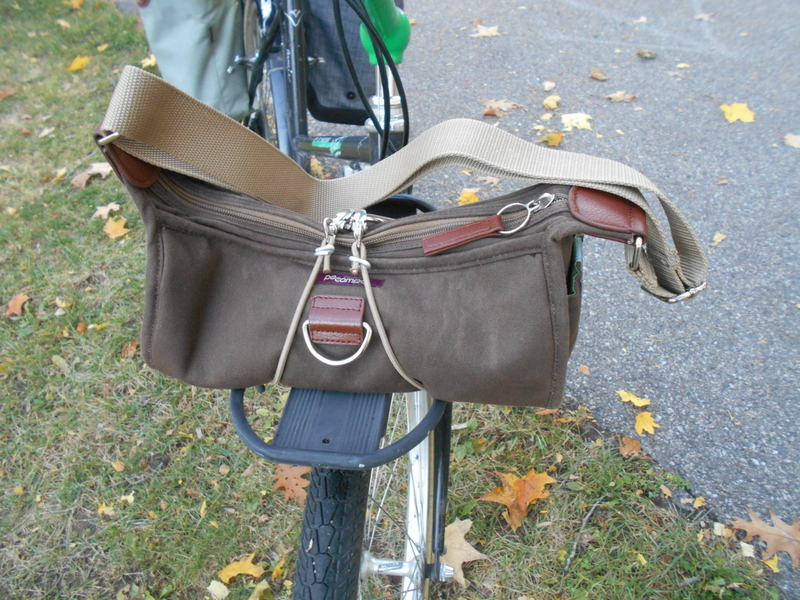 anniebikes  Po Campo Pilsen Bungee - a Purse with Purposeful Utility  2b5f998ccdad