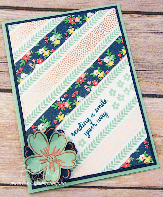 Affectionately Yours - A Card Featuring Gorgeous Washi Tape