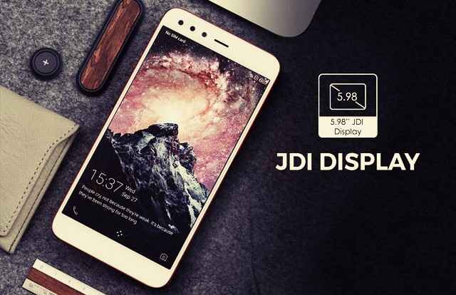 Infinix Zero 6 Display