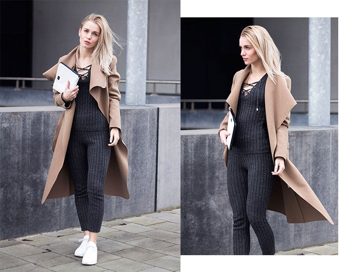 Fashion Attacks comfy friday suit outfit ootd
