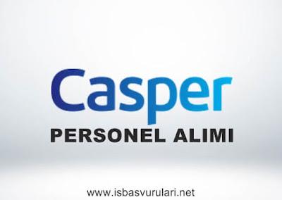 Casper iş başvurusu