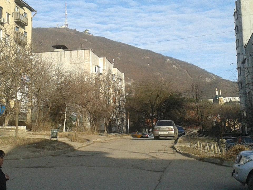 "Район ""Карачаевка"" у подножия Машука"