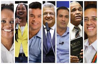Buuno Reis ultrapassa os 50% das intensões de voto em Salvador