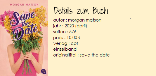 https://www.randomhouse.de/Taschenbuch/Save-the-Date/Morgan-Matson/cbj-Jugendbuecher/e546484.rhd