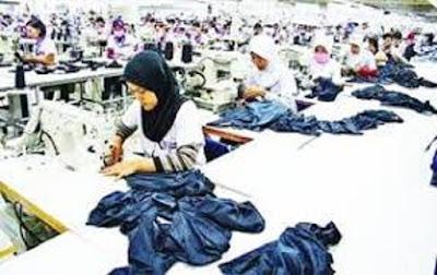 PT. Eins Trend jalan raya Campaka-Subang Kabupaten Purwakarta
