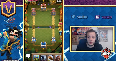 EL MAZO DE MORTERO COMPETITIVO QUE SOKING Y TEAMQUESO JUGARON EL SUPERLIGA ORANGE! | Clash Royale Varik0
