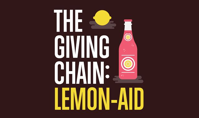 Image: The Giving Chain: Lemon-Aid