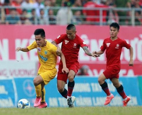 FLC Thanh Hóa là đội tuyển mở tỷ số trước