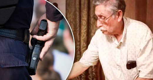 Anciano mexicano de 73 años es asesinado por policías