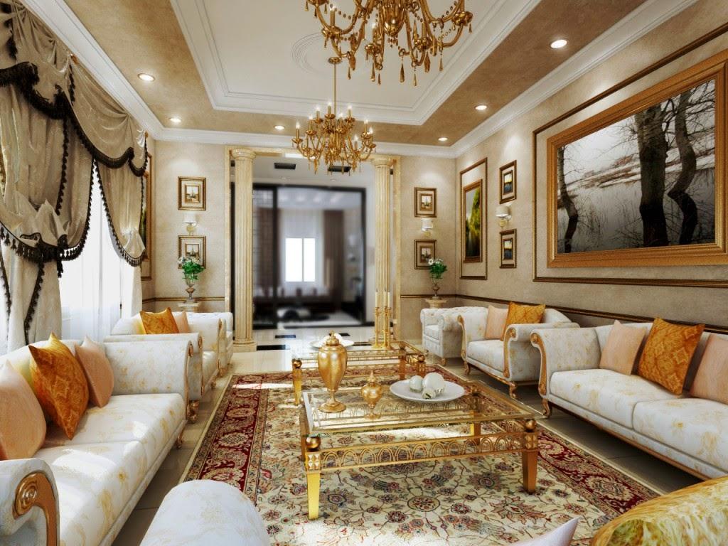 Desain Interior Rumah Mewah Eropa Interior Rumah