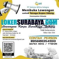 Loker Surabaya di PT. Selaras Mitra Integra September 2020