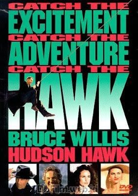Sinopsis film Hudson Hawk (1991)