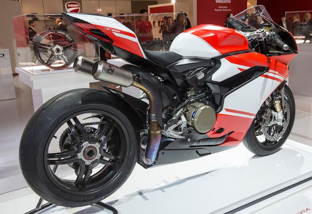 2017 Ducati 1299 Superleggera Perview