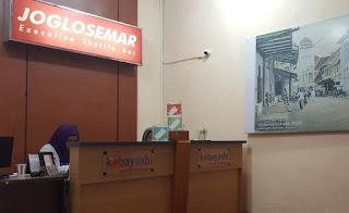 Alamat Joglosemar Semarang