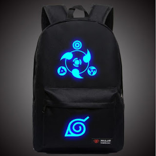 Anime Naruto Backpack