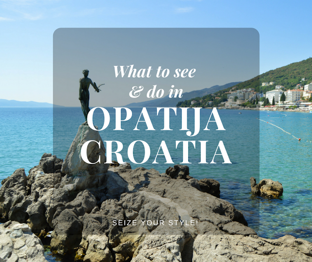 What to see and do in Opatija