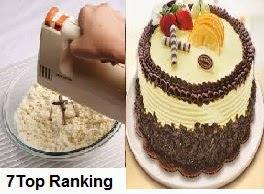 7 Tips Membuat Kue Enak dan Sehat
