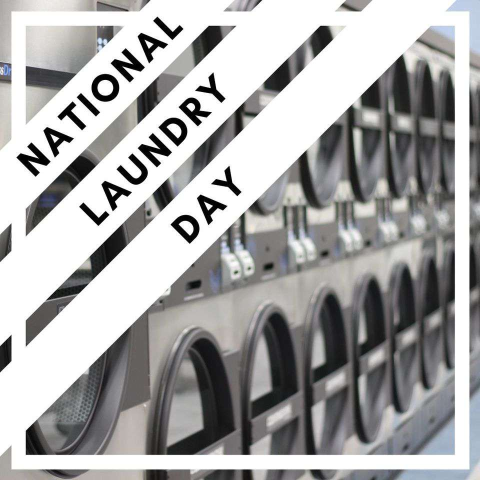 National Laundry Day Wishes Images download