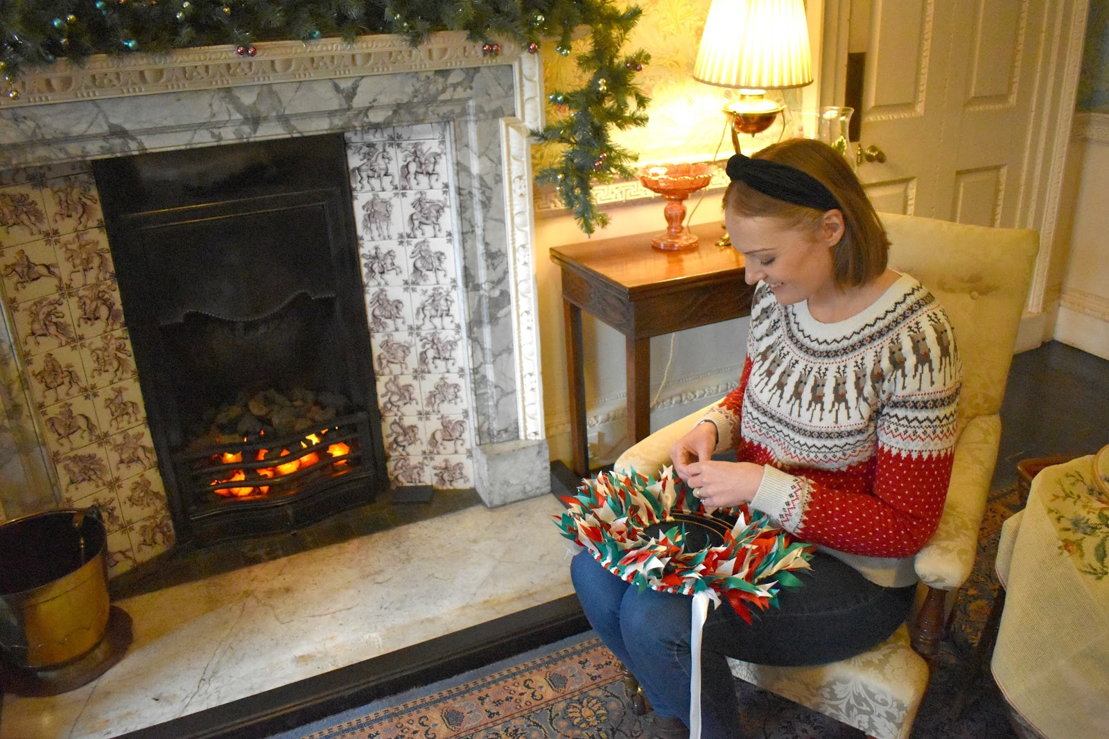 Experience Christmas at Wallington