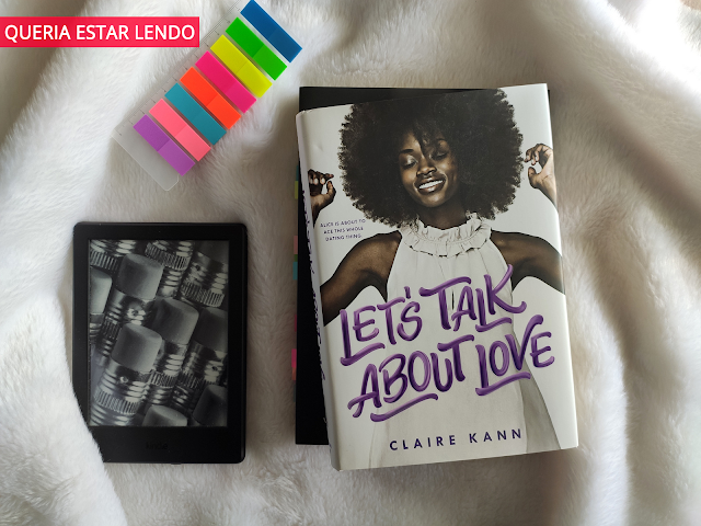 Resenha: Let's talk about love #MLI2020