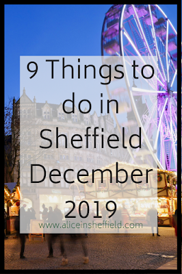 Things to do Sheffield December 2019